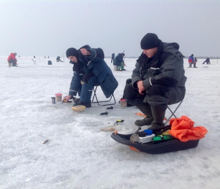 турнир по рыбалке на ильмене